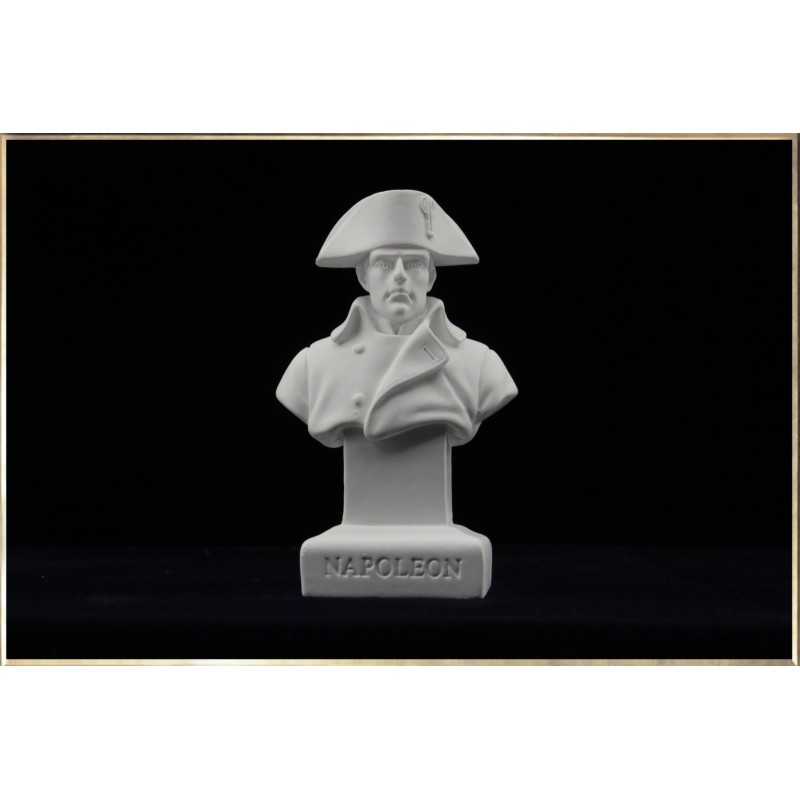 Buste Napoléon en Campagne