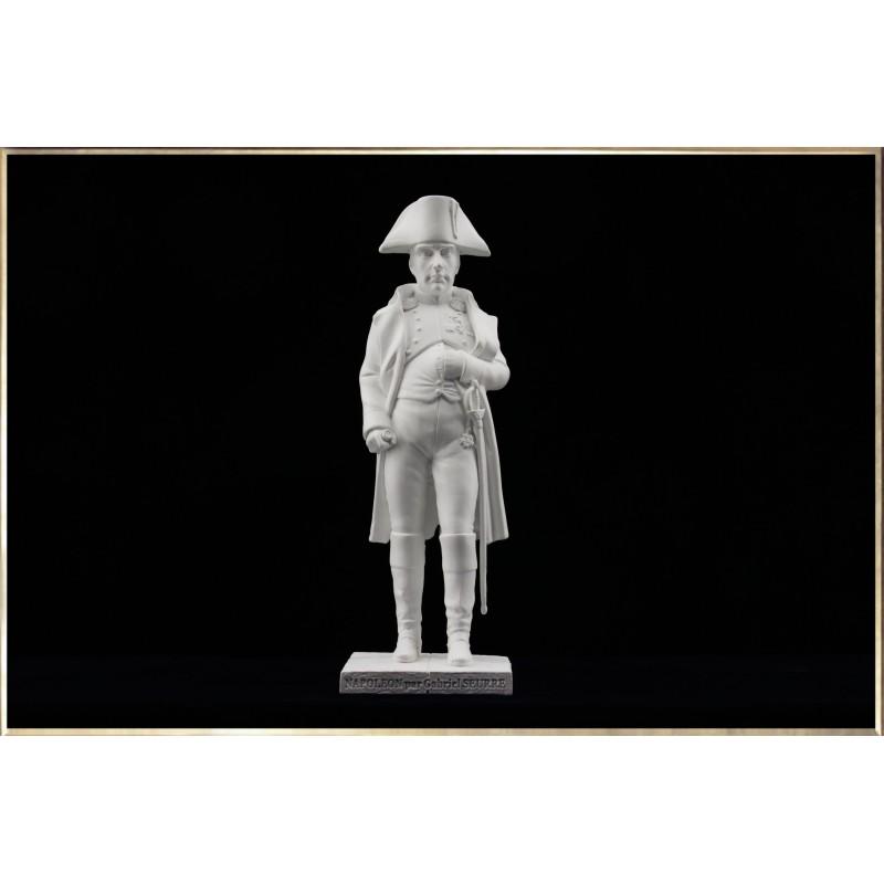 Napoléon d'après Charles Seurre (blanc)