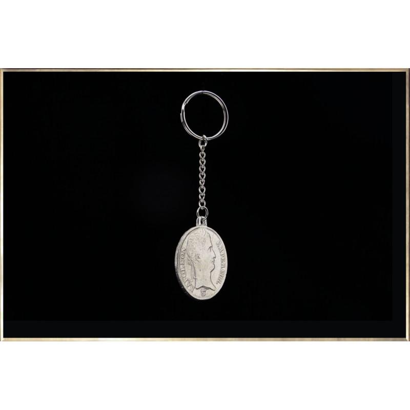 5 Francs Keychain