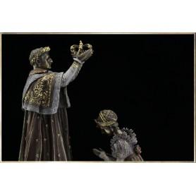 Le Sacre de Napoléon (façon bronze)