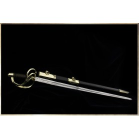 Dragoon sabre model An XI (1802)