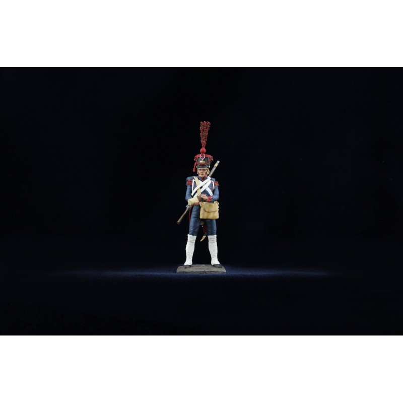 Young Guard artillery crewman - Second servant
