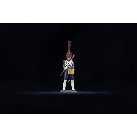 Young Guard artillery crewman - Second servant