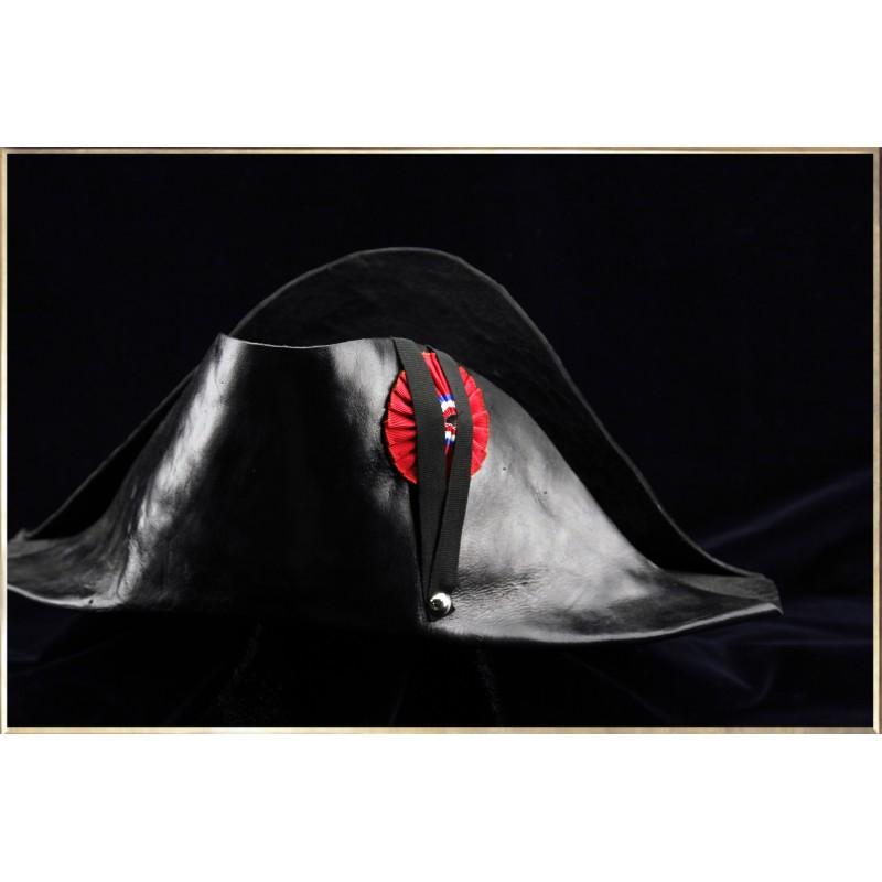 Napoleon Leather Hat