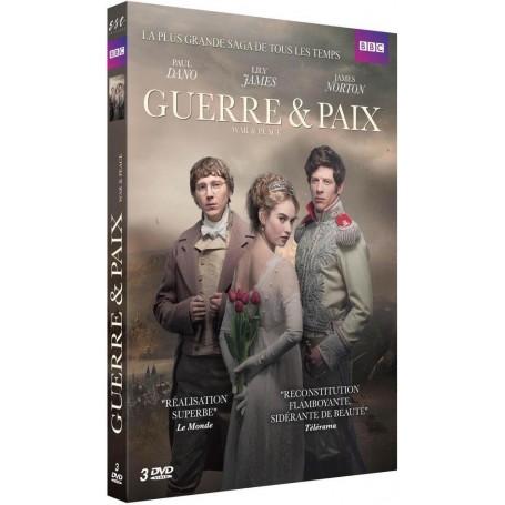 GUERRE ET PAIX (Série TV)