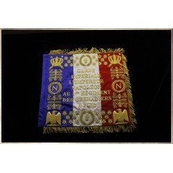 French Imperial Guard Grenadiers Flag L90cm