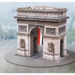 Puzzle 3D Arc de Triomphe