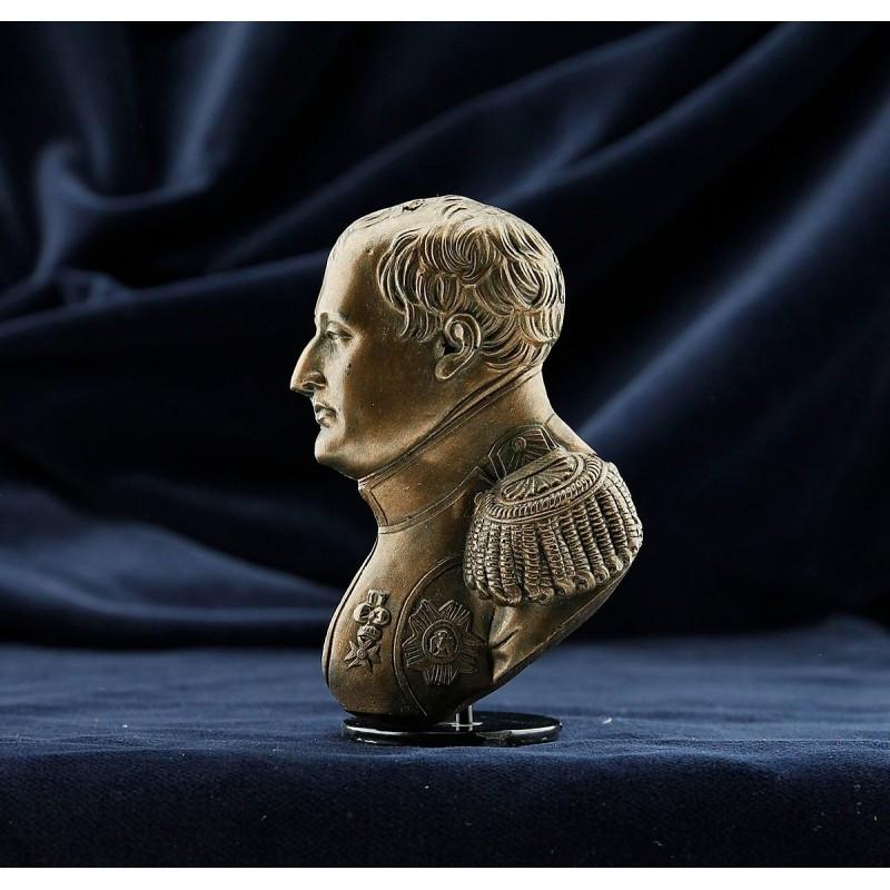 Buste plat Napoléon
