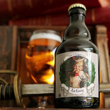 """copy of Bière blonde """"La Grog"""""""