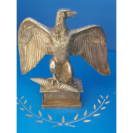 Imperial Eagle bronze