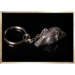Cocked Hat Keychain
