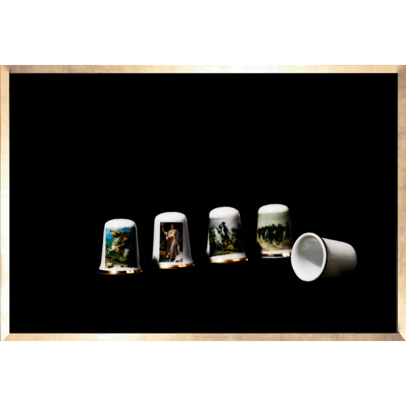 Series of 8 Thimbles