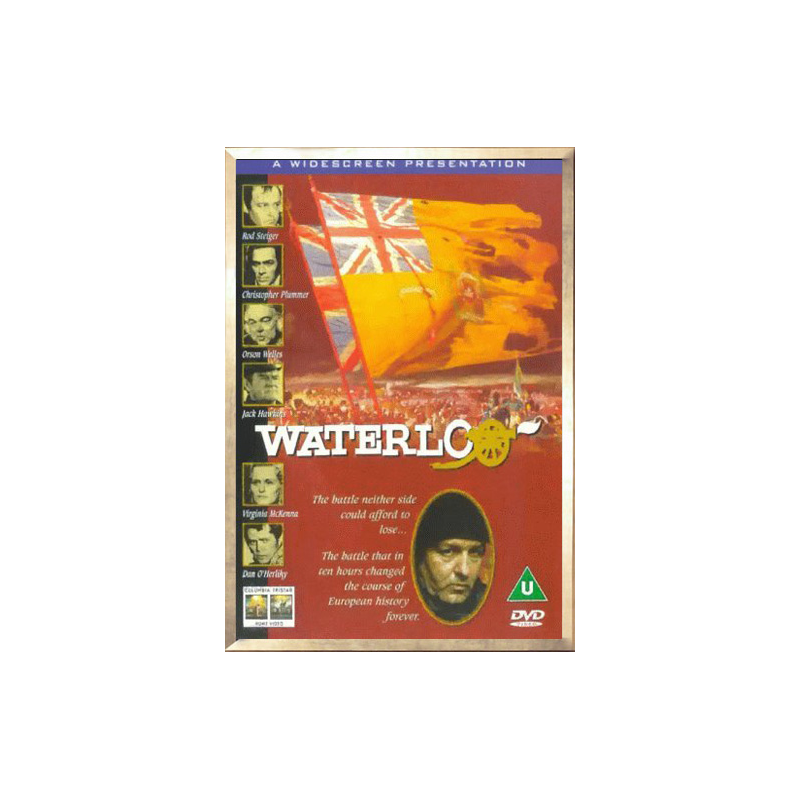 DVD - Waterloo (1970)