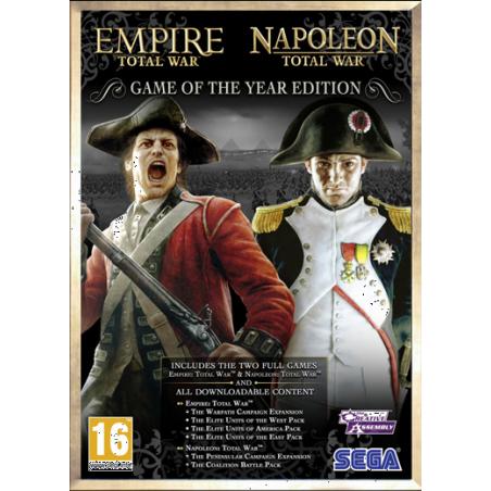 Napoléon & Empire: Total War Édition GOTY