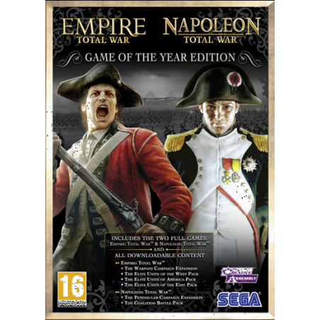 Napoleon & Empire: Total War - GOTY Edition