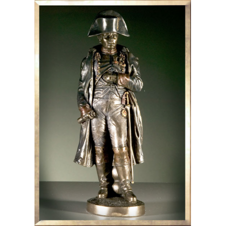 Napoleon on Foot (bronze-like)