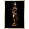 Napoléon en Pied (façon bronze)
