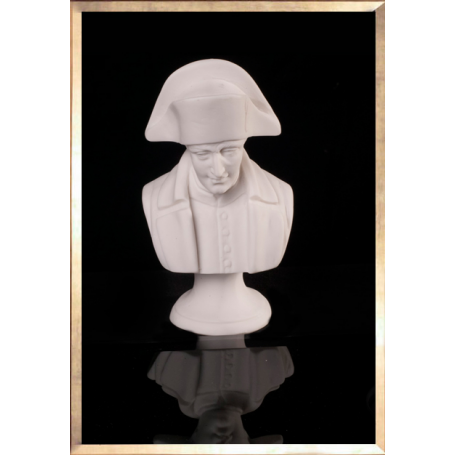 Napoleon Bust round base