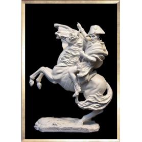 Napoléon à Cheval d'après David