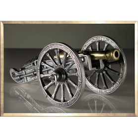 French 12 Pounder Canon