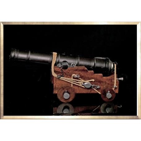 Royal Navy 24 Pounder Carriage Gun