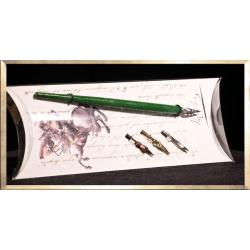 Green Pencil Set