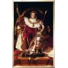 """Poster """"Napoléon sur le Trône Imperial"""""""