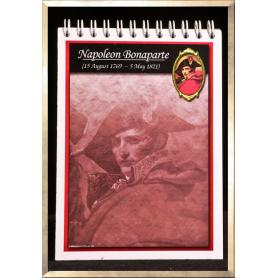 """Bloc-Notes """"Antique"""" Napoléon"""