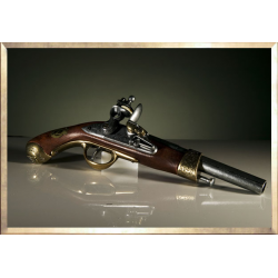 Commemorative Pistol An XIII Model (1805)