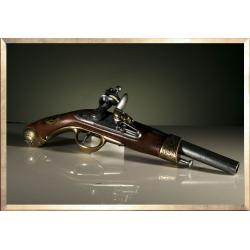 Pistolet Commémoratif Modèle An XIII (1805)