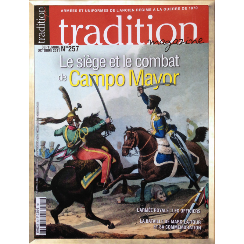 Tradition Magazine n° 257