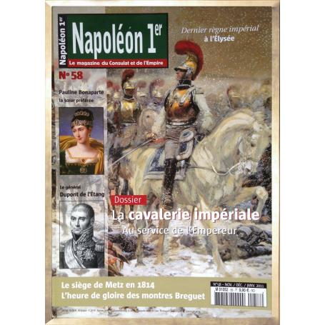 Napoléon Ier n° 58