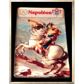 Rectangular Magnet (Napoleon Crossing the Alps)