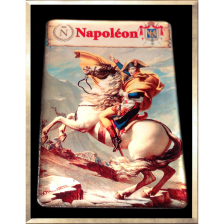 Rectangular Magnet (Napoleon Crossing the Alps)
