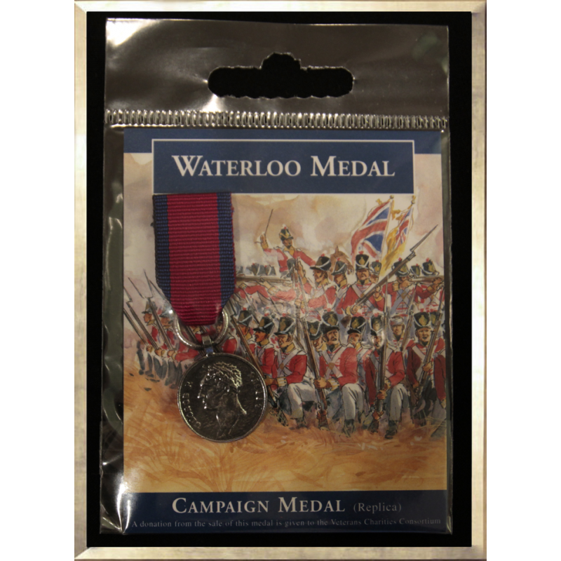 Médaille Waterloo