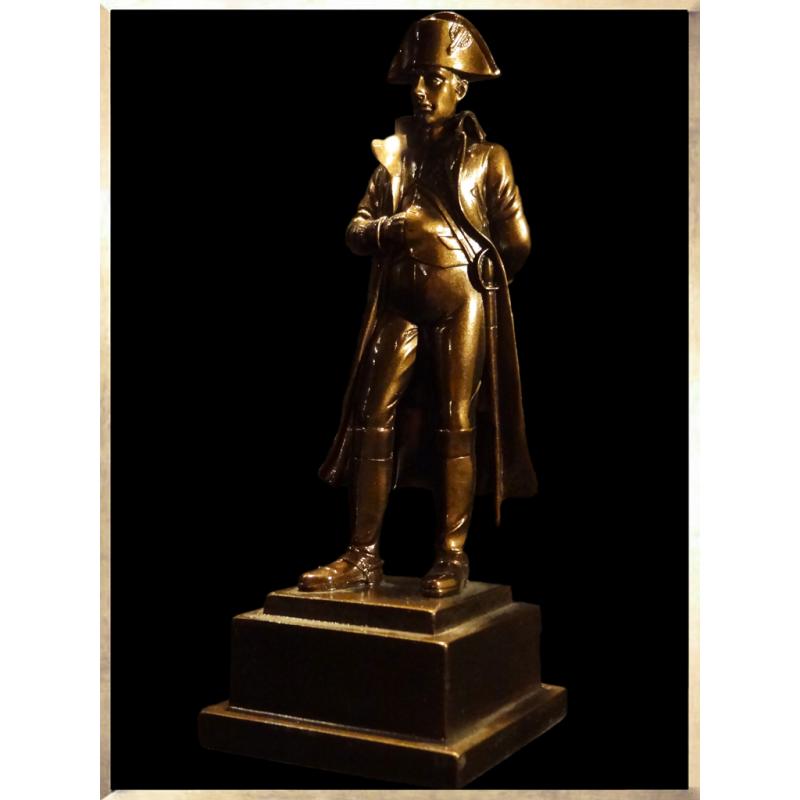 Napoléon d'après Charles Seurre (bronze)