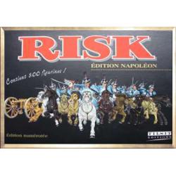 "RISK Napoléon - ""Editions Tilsit 1999"""