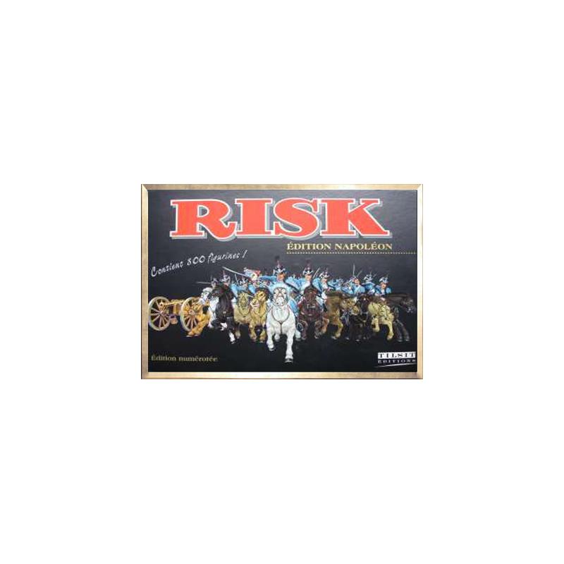 """RISK Napoléon - """"Editions Tilsit 1999"""""""