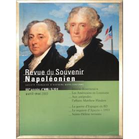 Revue du Souvenir Napoléonien n°446