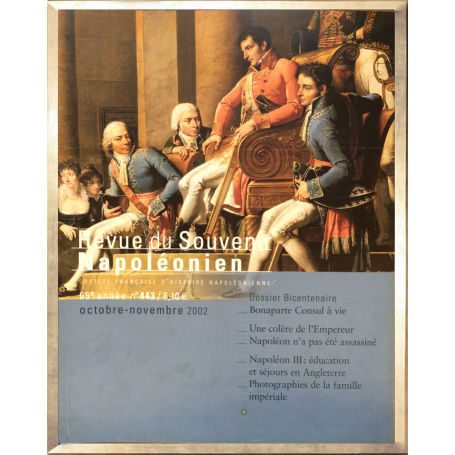 Revue du Souvenir Napoléonien n°443