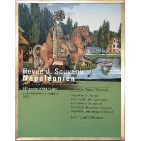Revue du Souvenir Napoléonien n°448