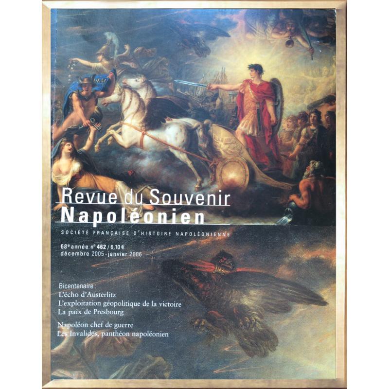 Revue du Souvenir Napoléonien n°462