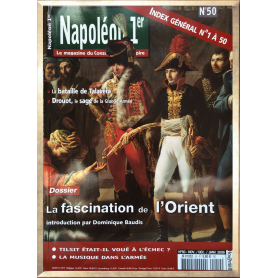 Napoléon Ier n° 50
