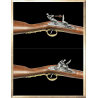 Fusil Français Charleville Modèle 1777 An IX