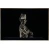 Bust Napoleon I (bronze-like)