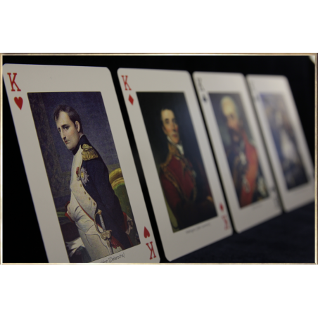 Jeu de Cartes Waterloo